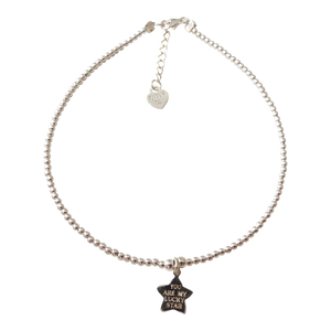 Anklet Lucky Star - Joy Jewellery Bali