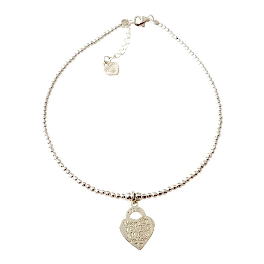 Anklet To the Moon - Joy Jewellery Bali