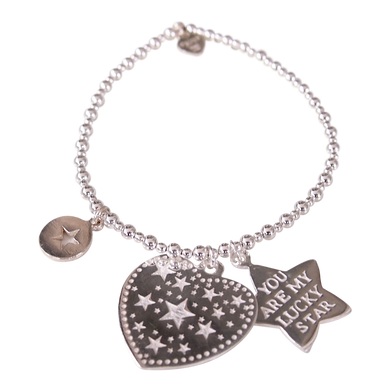 Bracelet Bachata Lucky Star - Joy Jewellery Bali