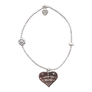 Bracelet Bamba I love you Mom - Joy Jewellery Bali
