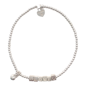 Bracelet Cubi Love - Joy Jewellery Bali