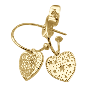 Earring Bonita Etoiles Gold - Joy Jewellery Bali