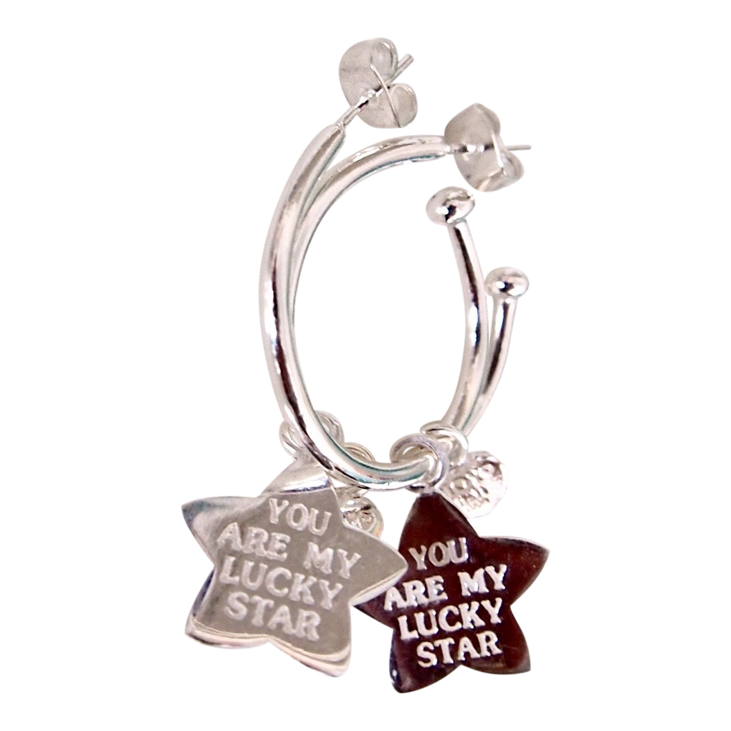 Earring Pipa Lucky Star - Joy Jewellery Bali