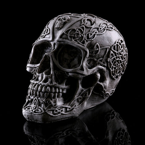 Decorative Human Cranium Replica