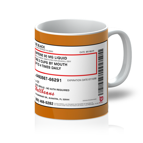 Coffee Rx Mug