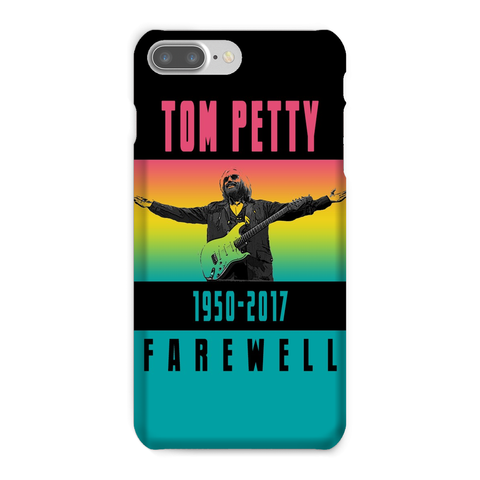 Farewell Tom Petty Phone Case