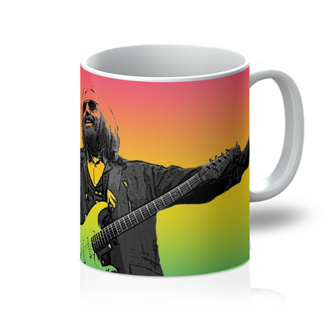 Farewell Tom Petty Mug