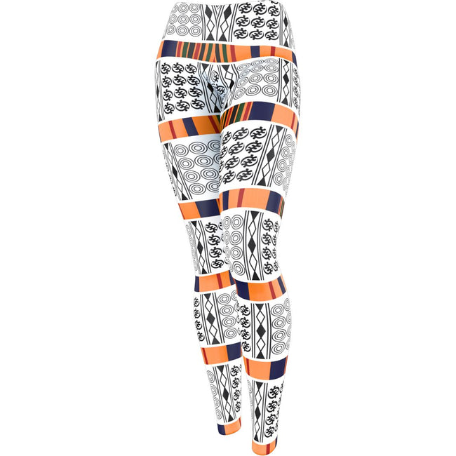 Adinkra Power Activewear Leggings London Devine