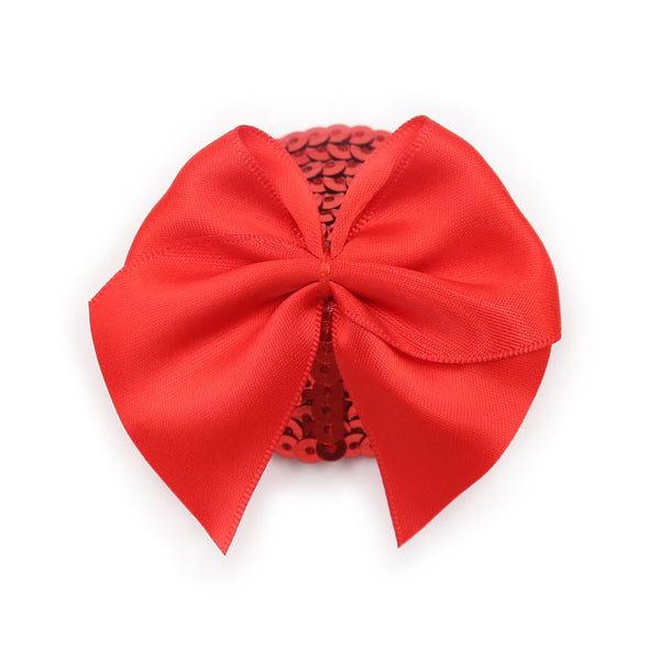 Re-usable Red Bow Pasties