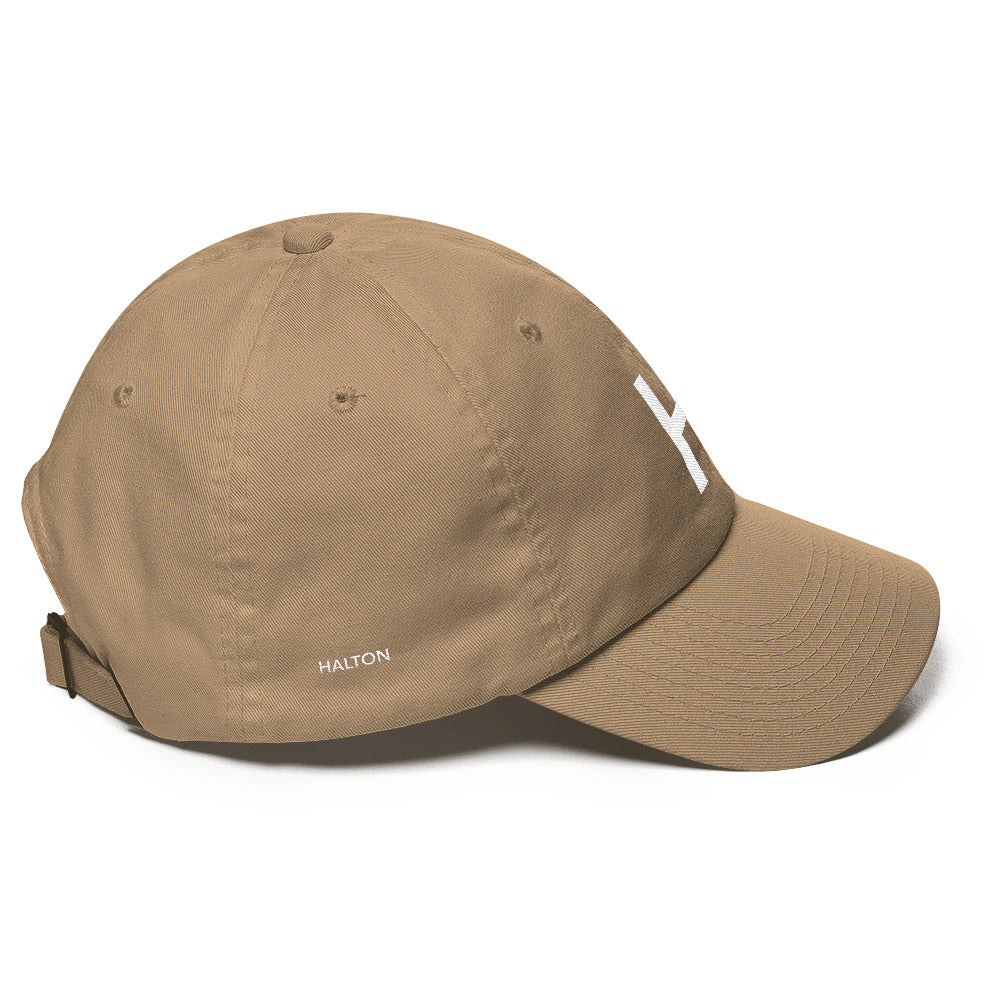Hache Hat in Khaki