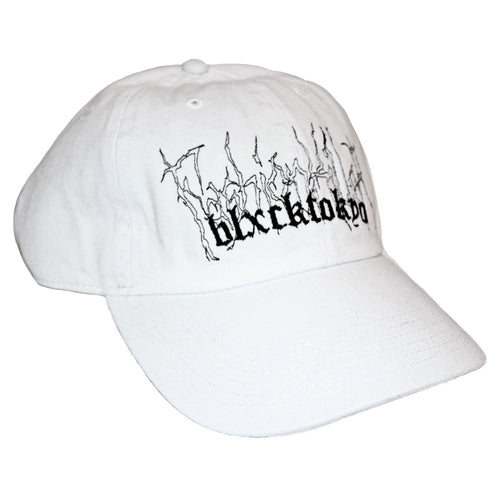 Fashion Killer Hat - WHITE body