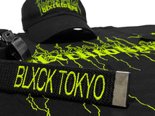 Logo Belt - LIME