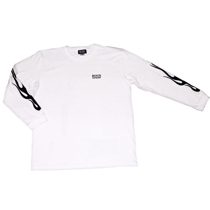 White Flame Long Sleeve