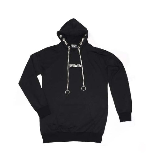 Old English Chain Hoodie