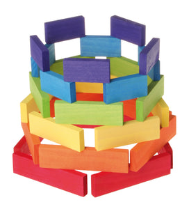 Wooden Blocks - Building Bricks
