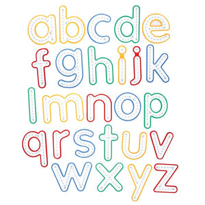 Write and Wipe Letters, Lowercase