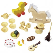 Goki Doll House Accessories Assorted