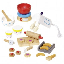 Goki Doll House Accessories Baking
