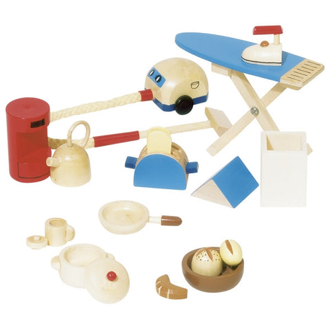 Goki Doll House Accessories Kitchen