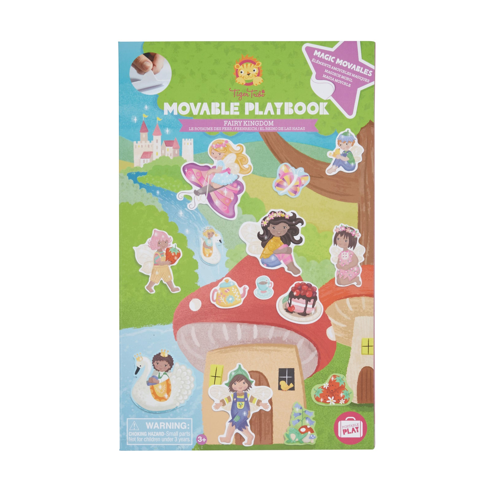 Movable Playbook Fairy Kingdom