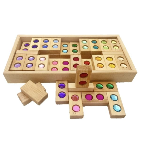 Colour Street Blocks Half Set of 22 with Tray