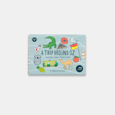A Trip Around Oz Snap and Memory Cards in New Packaging