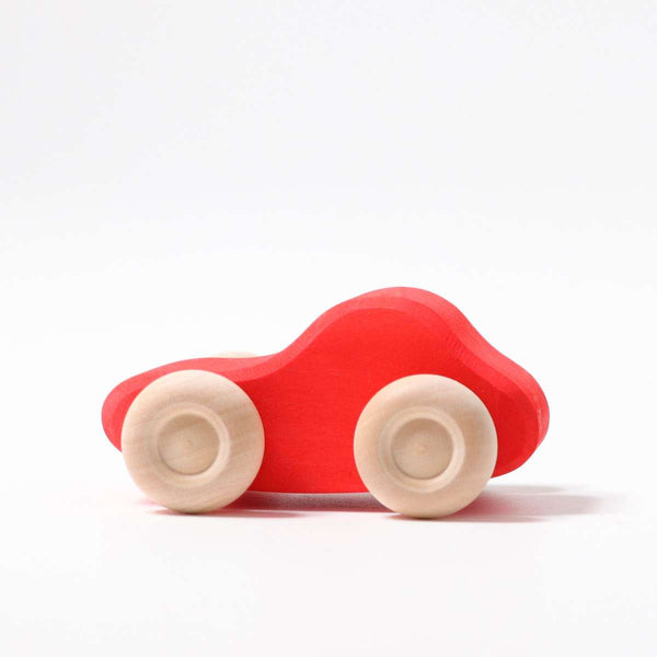 Small Cars Coloured (Set of 6)