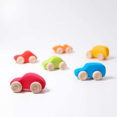 Small Cars Coloured - Individual