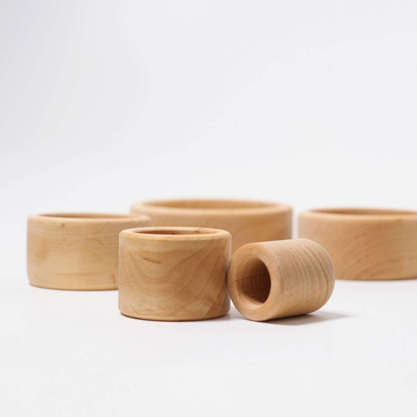 Set of Bowls Natural