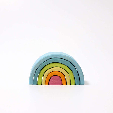 NEW Rainbow Small, Pastel