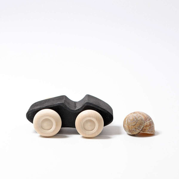 Wooden Cars Monochrome