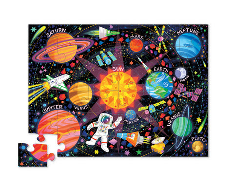Classic Floor Puzzle 36 pc - Space Explorer