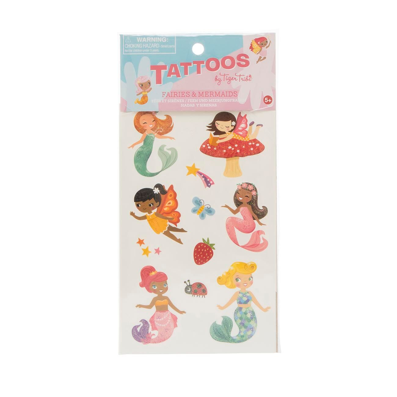 tiger tribe tattoos fairies and mermaids