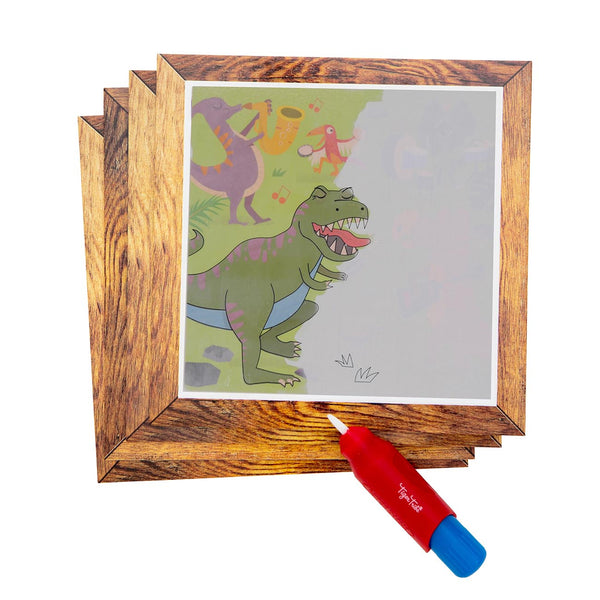 Magic Painting World - Dinosaurs