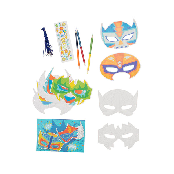 Paper Mask - Action Pack