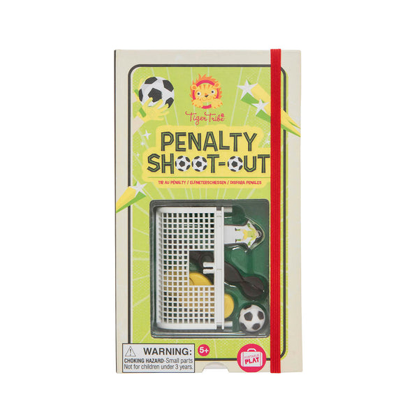 Penalty Shoot-Out - Soccer Game