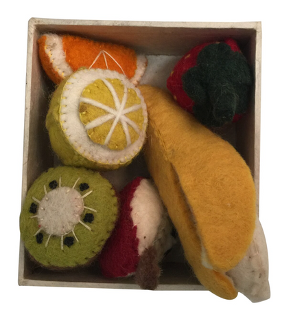Fruit Set Boxed