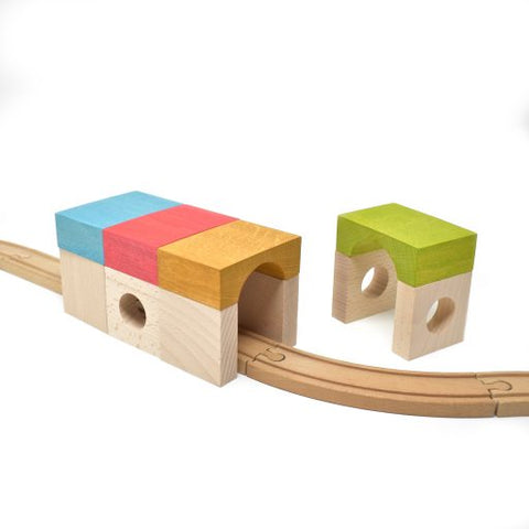 Tunnel Blocks Fontana Double