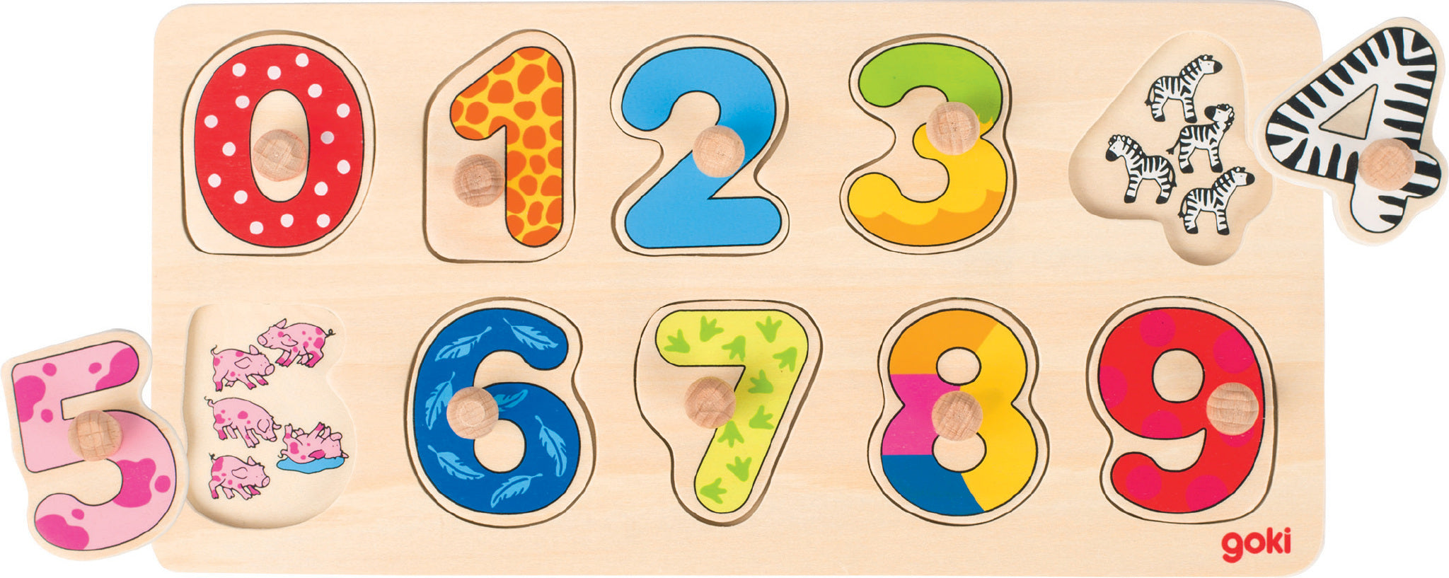 Number Puzzle with Pictures