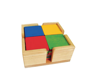 Coloured Tiles Set of 52