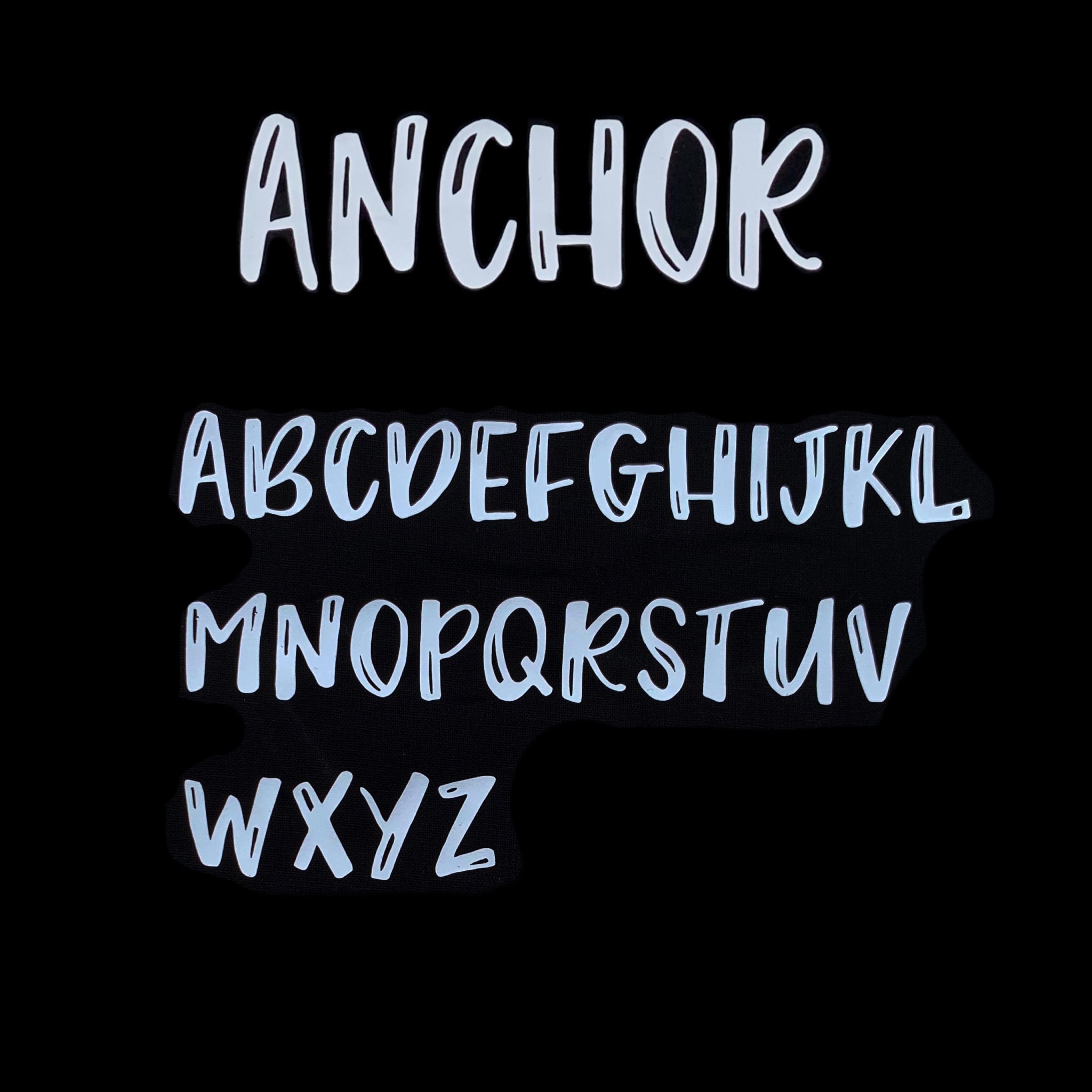 Personalised - Anchor