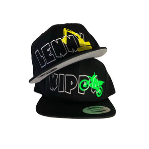 Snapbacks - Personalised with Design 2