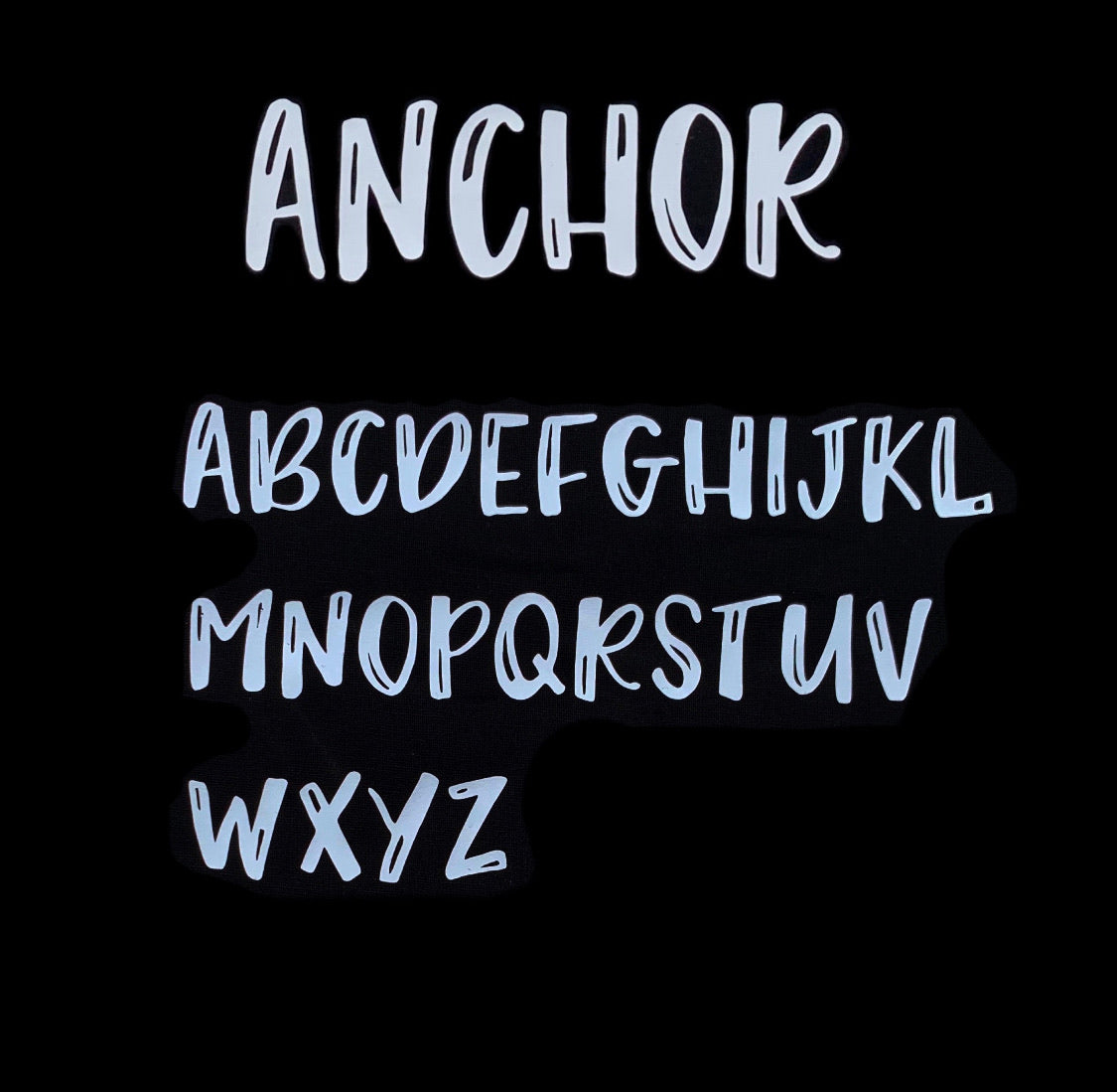 Snapbacks - Anchor