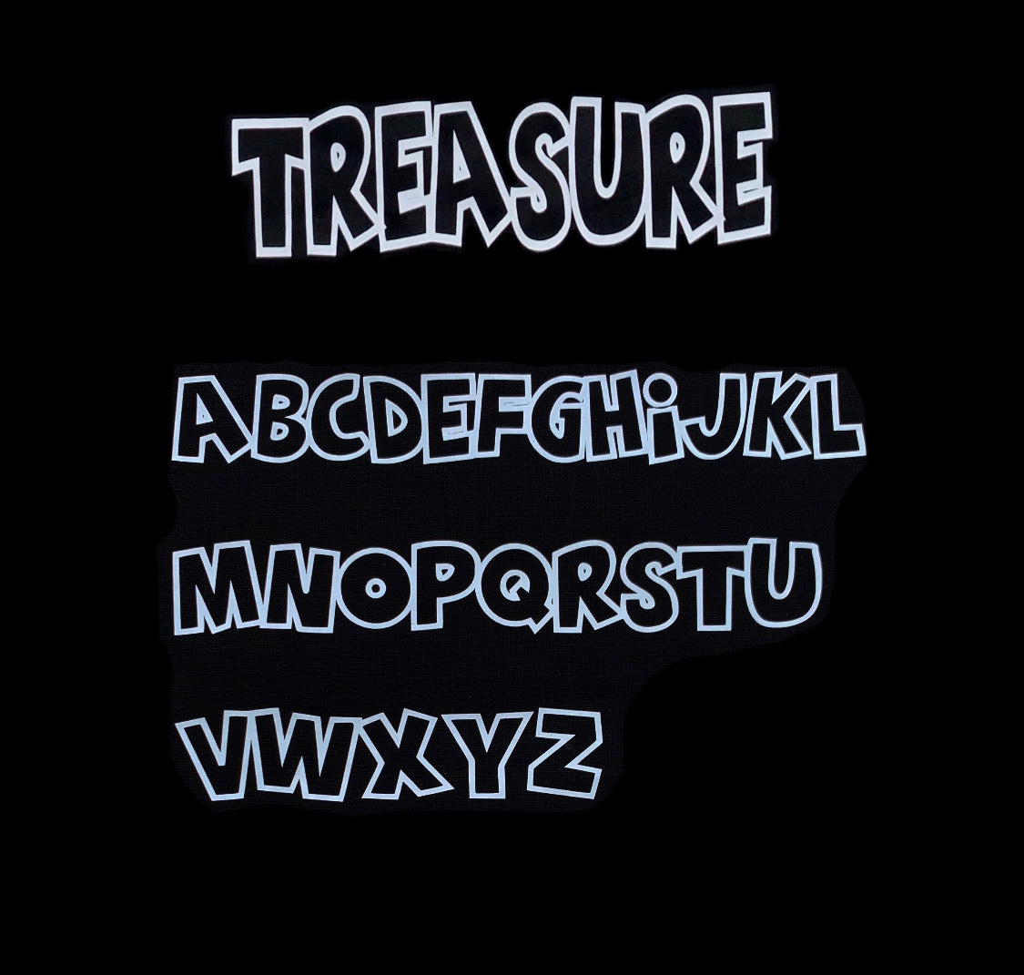 Snapbacks - Treasure