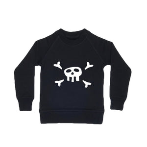 Rockin' Lil Pirates Crew - Black
