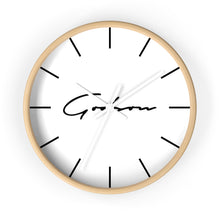 Signature Logo Wall clock - GODSON