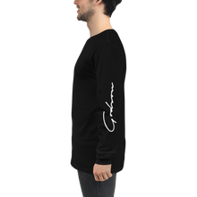 Men's Signature Logo Long Sleeve Tee - GODSON