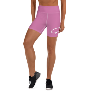 Signature Logo Yoga Shorts - GODSON