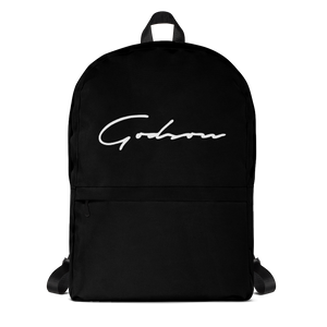 Signature Logo Backpack - GODSON