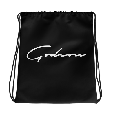 Signature Logo Drawstring bag - GODSON